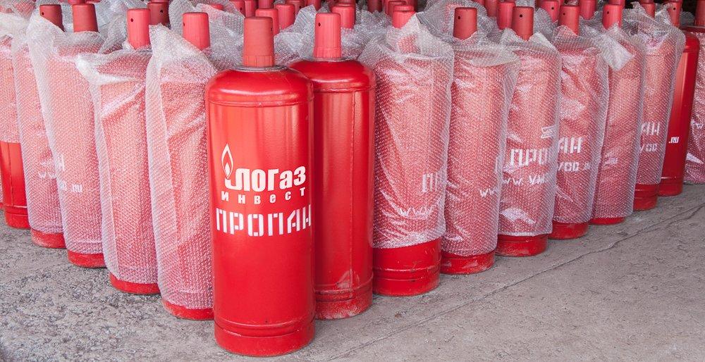 Информация ООО «ЛОГазинвест» о поставке баллонного газа населению